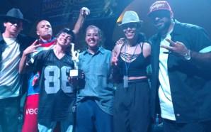 Todo un éxito el III Encuentro Internacional de Danzas Urbanas…
