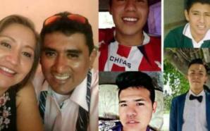 Familiares de las 6 personas desaparecidas en Celaya continúan con…