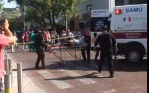 Balaceras provocaron terror en Guadalajara