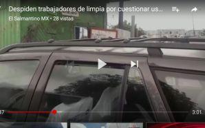 TRABAJADOR DEL MUNICIPIO ES DESPEDIDO POR CUESTIONAR A SU SUPERIOR…