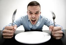 ¿Por qué nos 'ponemos de malas' cuando tenemos hambre?