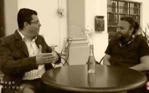 Hoy en crónicas del Arte platicamos con Hugo Arroyo jugador…