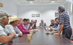 EJIDATARIOS DE PALO BLANCO EXIJEN ANULACION DE CONVENIOS DE PREDIO…