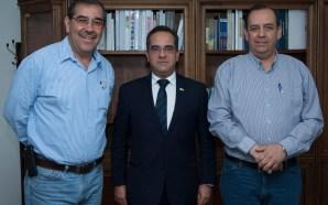 Se reincorpora Paulo Bañuelos Rosales como titular de la Secretaría…