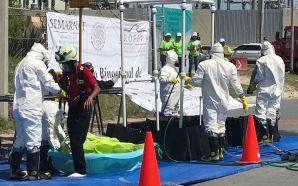 COORDINA PROFEPA SIMULACRO BINACIONAL MÉXICO-ESTADOS UNIDOS DE EMERGENCIA QUÍMICA MAYOR