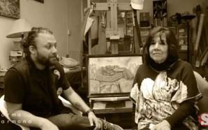 Hoy en Crónicas del Arte platicamos con Norma Carmona