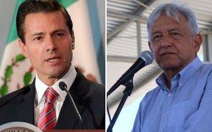 EPN Y AMLO HARÁN FRENTE COMÚN POR MÉXICO