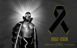 """A los 85 años fallece el legendario luchador """"El Rayo…"""