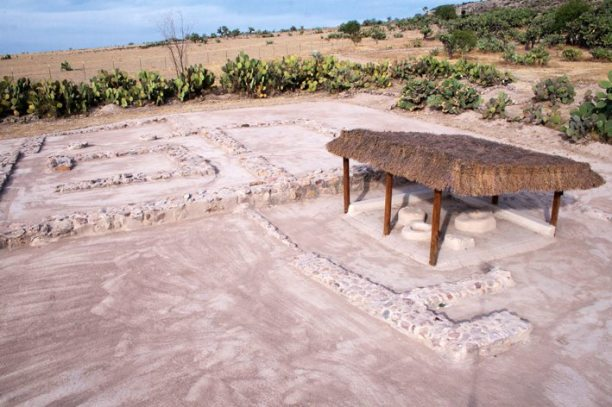 El Coporo Una De Las Cinco Zonas Arqueologicas De Guanajuato El