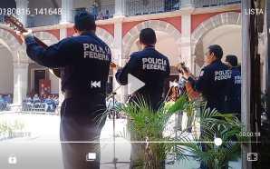 POLICIA FEDERAL CON SU PROGRAMA DE PROXIMIDAD INTERACTUA CON LOS…