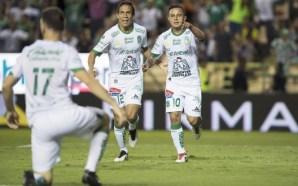 Ruge el León, vence 4-0 al Querétaro