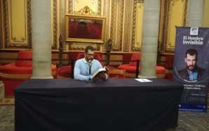 Con doble jornada de lectura se presentó Manuel Balbi en…