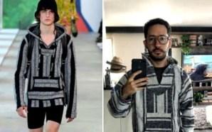 Michael Kors se roba diseño de prenda mexicana, aseguran usuarios…