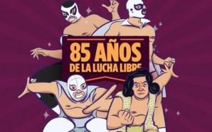 85 años de luchas memorables en aniversarios del CMLL