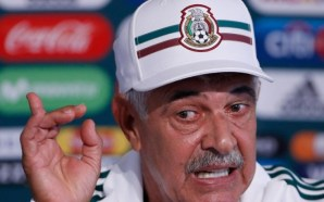 'El Tuca' alista a lo mejor del Tricolor para enfrentar…
