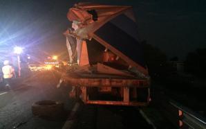 Accidente cierra por 6 horas carretera de cuota con dirección…