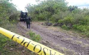 Localizan restos humanos en coLocalizan restos humanos en comunidad El…
