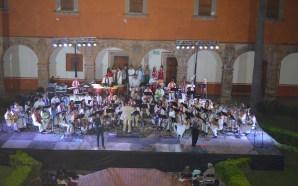 """Rotundo éxito del evento """"Salsa Sinfónica"""" en los festejos del…"""