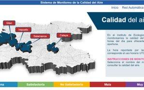 Corredor industrial de Guanajuato; con calidad del aire no satisfactoria…