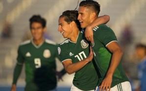 Mientras el Tri mayor pierde 2-0 ante Argentino, los jóvenes…