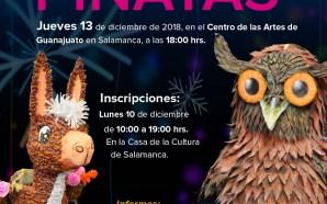 Ven y participa en el Concurso de Piñatas que convoca…