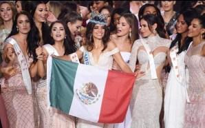 La guanajuatense Vanessa Ponce de León se corona como Miss…