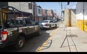 DAÑOS MATERIALES, LUEGO DE UN ATAQUE ARMADO EN AVENIDA DEL…