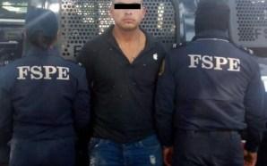 Captura el Grupo Táctico Operativo (GTO) de las FSPE, en…