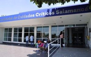 CENTRO DE CUIDADOS CRÍTICOS DE SALAMANCA, PODRÍA ATENDER A VÍCTIMAS…