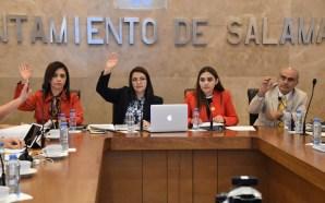 POR MAYORÍA APRUEBAN RESTRUCTURA PARA LA NUEVA POLICÍA MUNICIPAL