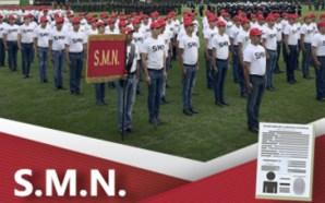 Convocan a Salmantinos a liberar cartilla del Servicio Militar en…
