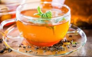 Consérvate sano con una buena taza de té