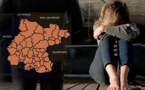 En Guanajuato 609 mujeres sufrieron violación en 2018.