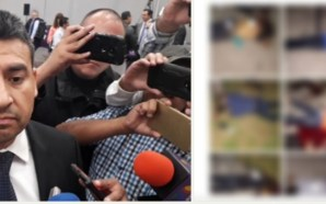MEDIOS NACIONALES PUBLICAN IMÁGENES DE MASACRE EN SALAMANCA; ZAMARRIPA NIEGA…