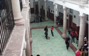 ASESINAN A UNIVERSITARIO DE UG EN GUANAJUATO CAPITAL.