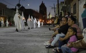 CON 53 AÑOS DE HISTORIA, SALMANTINOS REVIVEN TRADICIONES CON PROCESIÓN…