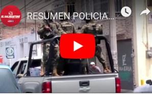 RESÚMEN POLICÍACO DEL 12 AL 14 DE JULIO