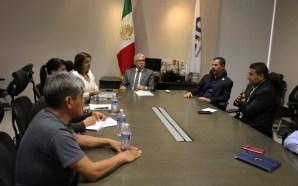 #ComunicadodePrensa SE REÚNEN AUTORIDADES FEDERALES Y ESTATALES CON BEATRIZ HERNÁNDEZ.