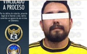 Detienen a hombre acusado de violación, secuestro y robo, en…