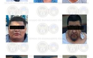 EXPOLICÍAS DE CELAYA ESTÁN LIGADOS A BANDA DE EXTORSIONADORES, HAY…