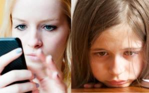 #Salud Según científicos, los padres adictos a sus teléfonos celulares…