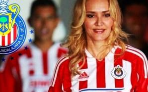 Angélica Fuentes no descartó comprar a Chivas