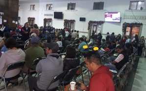 DIPUTADOS BUSCAN QUE 46 AYUNTAMIENTOS OTORGUEN 50% DE DESCUENTO EN…