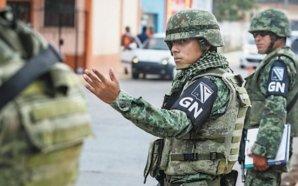 VENDRÁN 450 ELEMENTOS MÁS DE GUARDIA NACIONAL