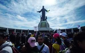 50 MIL JÓVENES CATÓLICOS DE TODO EL PAÍS MARCHARON A…