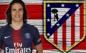 Leonardo, director deportivo de PSG: Cavani pidió irse al Atlético…
