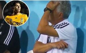 Error de Carlos Salcedo desata la furia del Tuca Ferretti