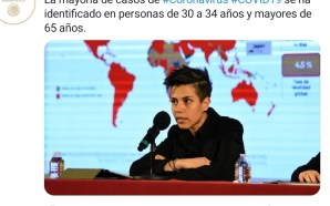 EN MÉXICO PERSONAS ENTRE 30 Y 34 AÑOS SON LAS…