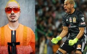 Nahuel Guzmán acusó de «copión» a J Balvin