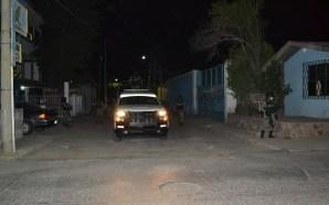 REPORTAN DISPAROS EN LA CALLE JUVENTINO ROSAS DE LA COLONIA…